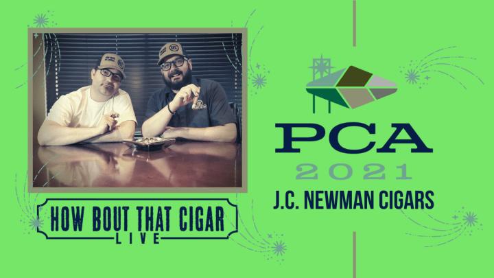 PCA 21 Feature: J.C. Newman Cigar Co.