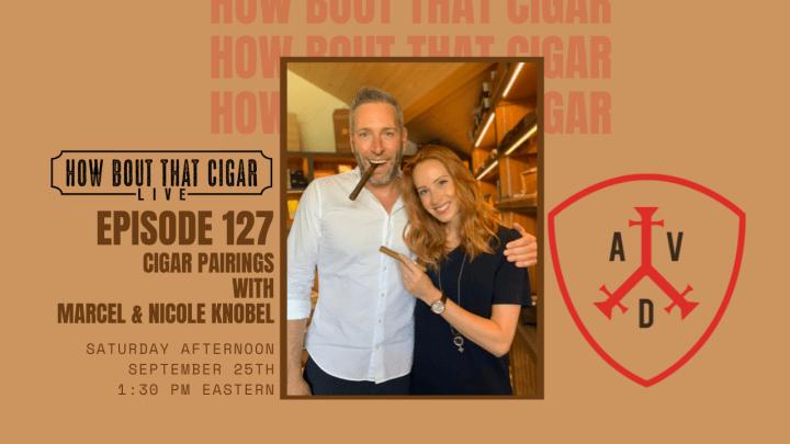 HBTC Live Episode 127 with Marcel & Nicole Knobel