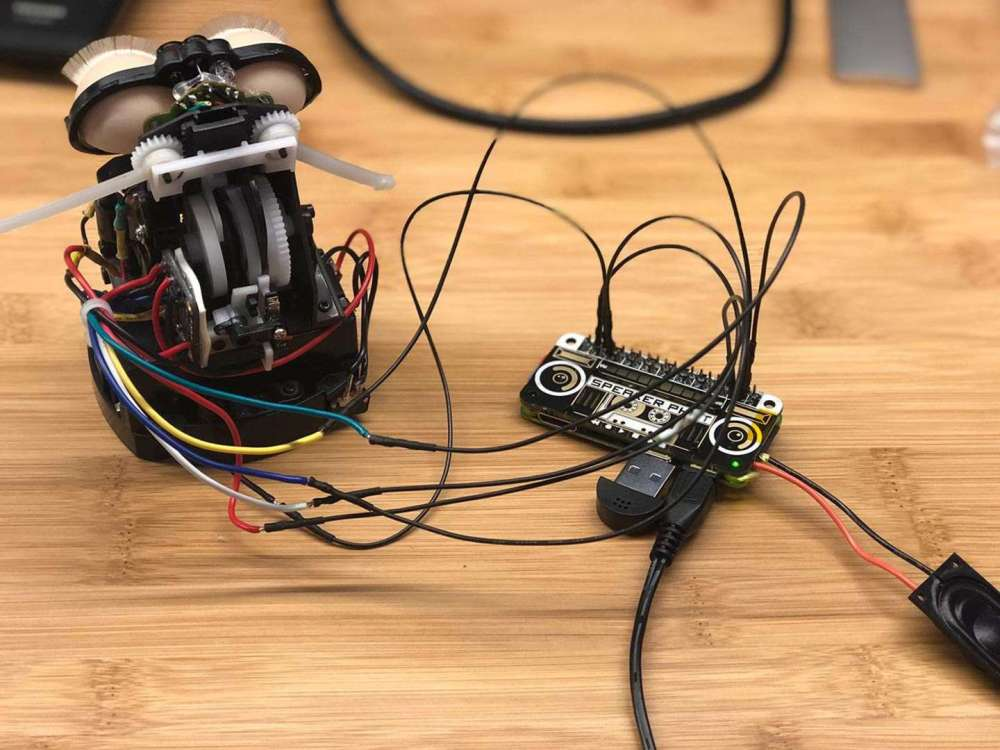 medium resolution of i turned a furby into an amazon echo introducing furlexa howchoo wiring for the audio jack without an amp plugged in the furby