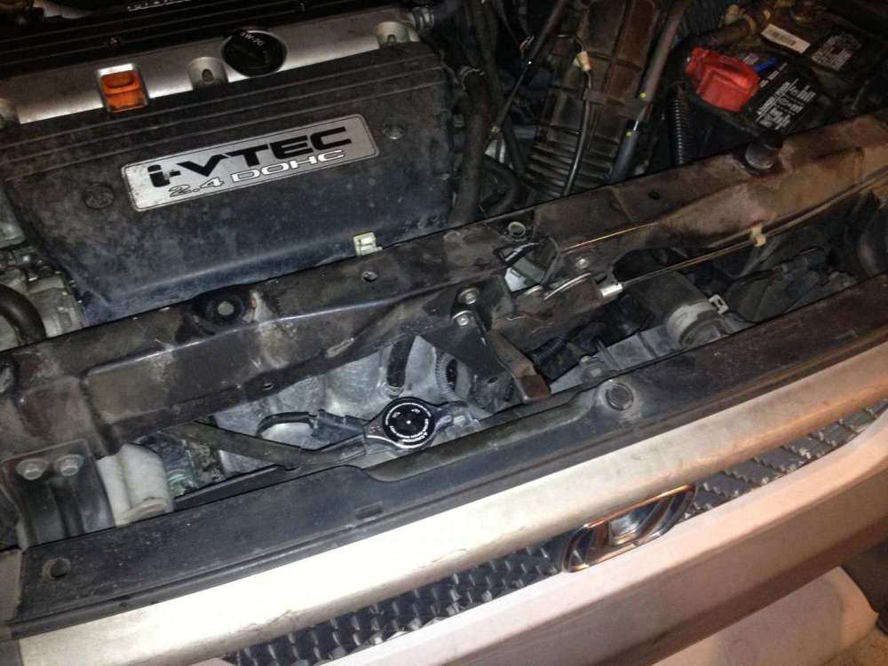 medium resolution of honda element radiator replacement