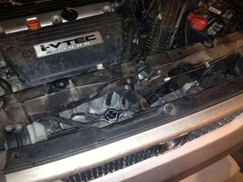 small resolution of honda element radiator replacement