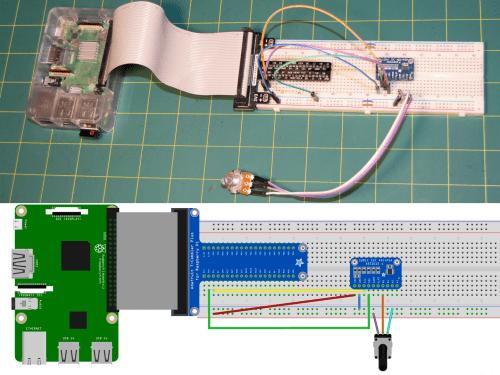 small resolution of raspberry pi potentiometer wiring diagram