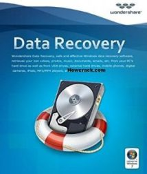 Wondershare Data Recovery Crack Code 6.5.1