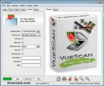 VueScan Crack Free Download 9.5.92