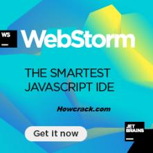 WebStorm Activation Code + Crack