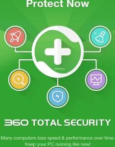 360 Total Security Crack Key