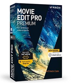MAGIX Movie Edit Pro 2018 Crack