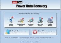 MiniTool Power Data Recovery Key