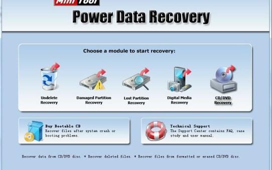 MiniTool Power Data Recovery Key