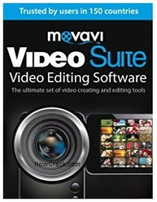 Movavi Video Suite 17 Crack