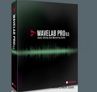 WaveLab Pro 9.5.40 Crack Full Serial Key 2018 Free Get Now