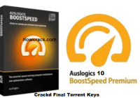 Auslogics BoostSpeed Crac Full Key Free