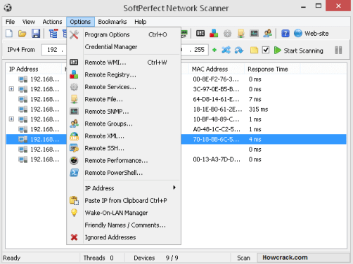 SoftPerfect Network Scanner License Key Free Download