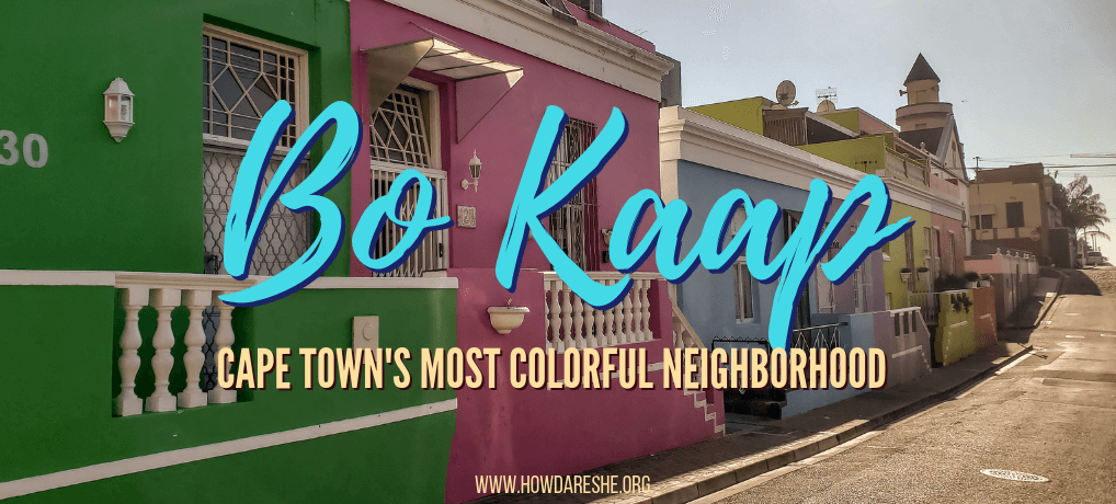 Bo Kaap's history – what you need to know about Cape Town's most Insta famous neighborhood.