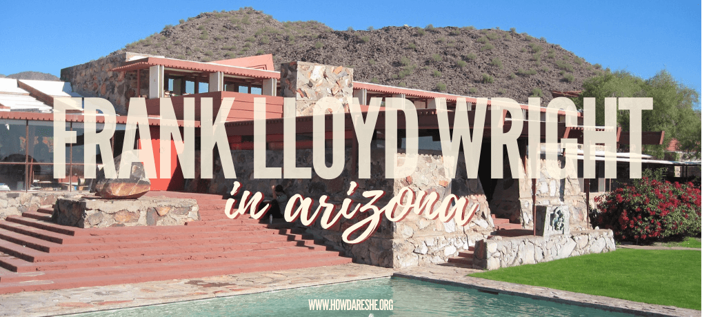 For Frank Lloyd Wright, Arizona was home in the winter, resulting in his designs being sprinkled all over the Valley. Here's how to tour his most notable and popular designs in Arizona.