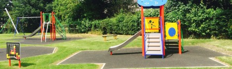 Playpark opening date set
