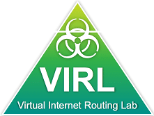 Cisco VIRL - Virtual Internet Routing Lab2