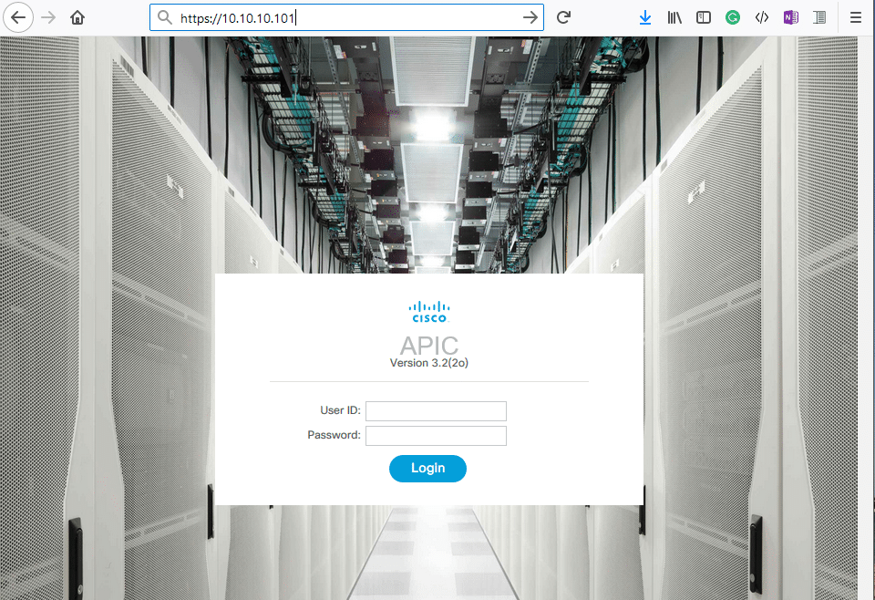 Setting up Cisco ACI From Scratch