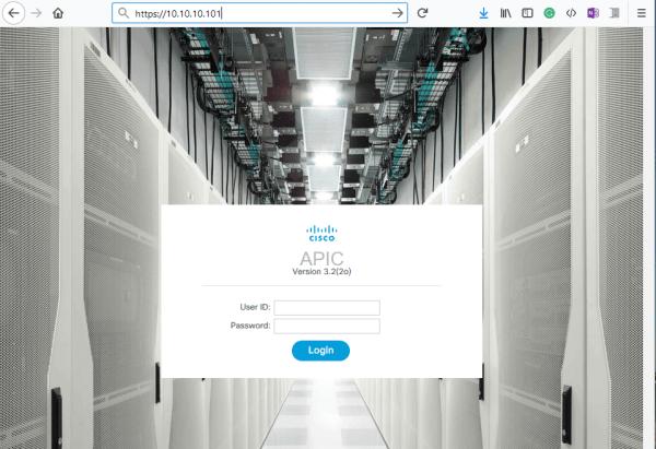 Access ACI Config
