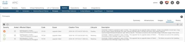 CIsco APIC install guide