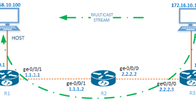 multicast - How Does Internet Work