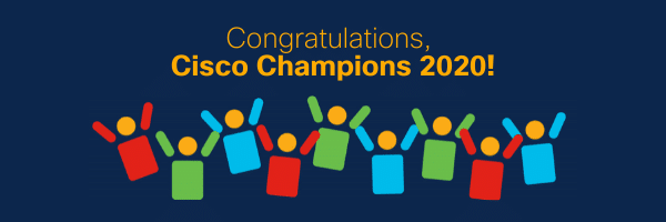 Cisco Chempion 2020