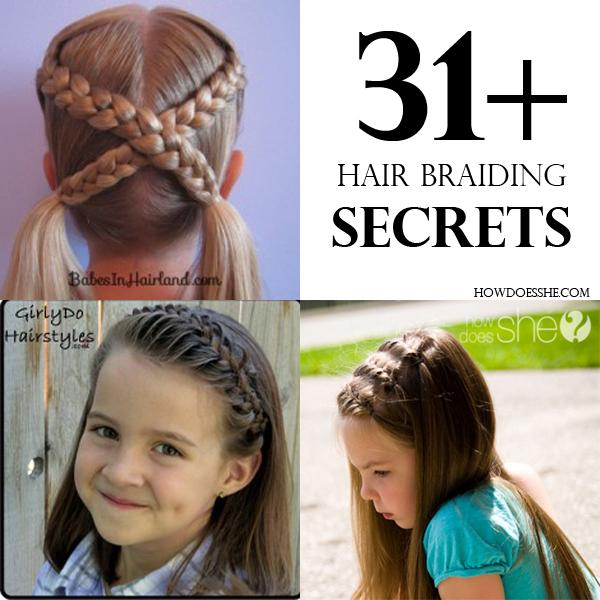31+ braiding hair secrets