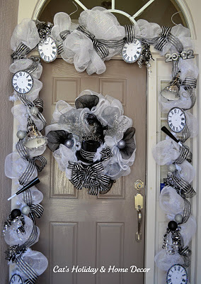 15 DIY Decorations for your New Year's Eve Party