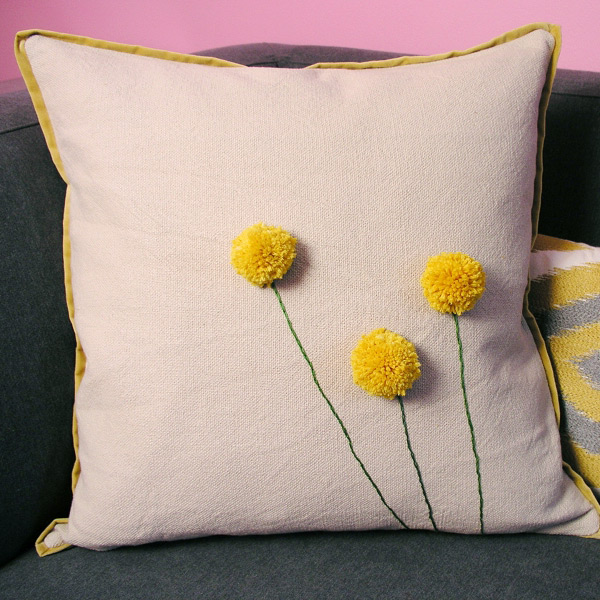 21 Perfect Pillows You Can Make Yourself  How Does She