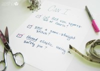 Crib Sheet DIY - You (yes, you!) Can Do It! | How Does She