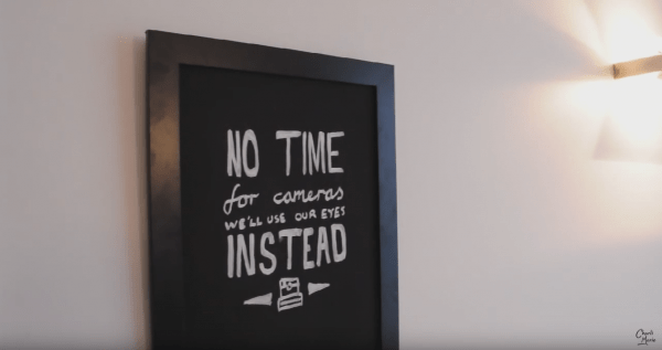 How to Make... Your Own Framed Chalk Board
