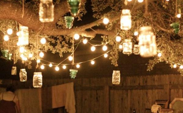garden lanterns transform