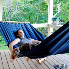 Hammock Chair Stand Diy Cover Hire For Events 14 Hammocks And Hanging Swings To Make Summer Naps Awesome | How Does She