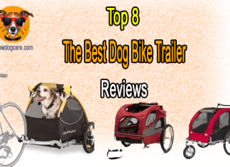 Top 8 The Best Dog Bike Trailer Reviews