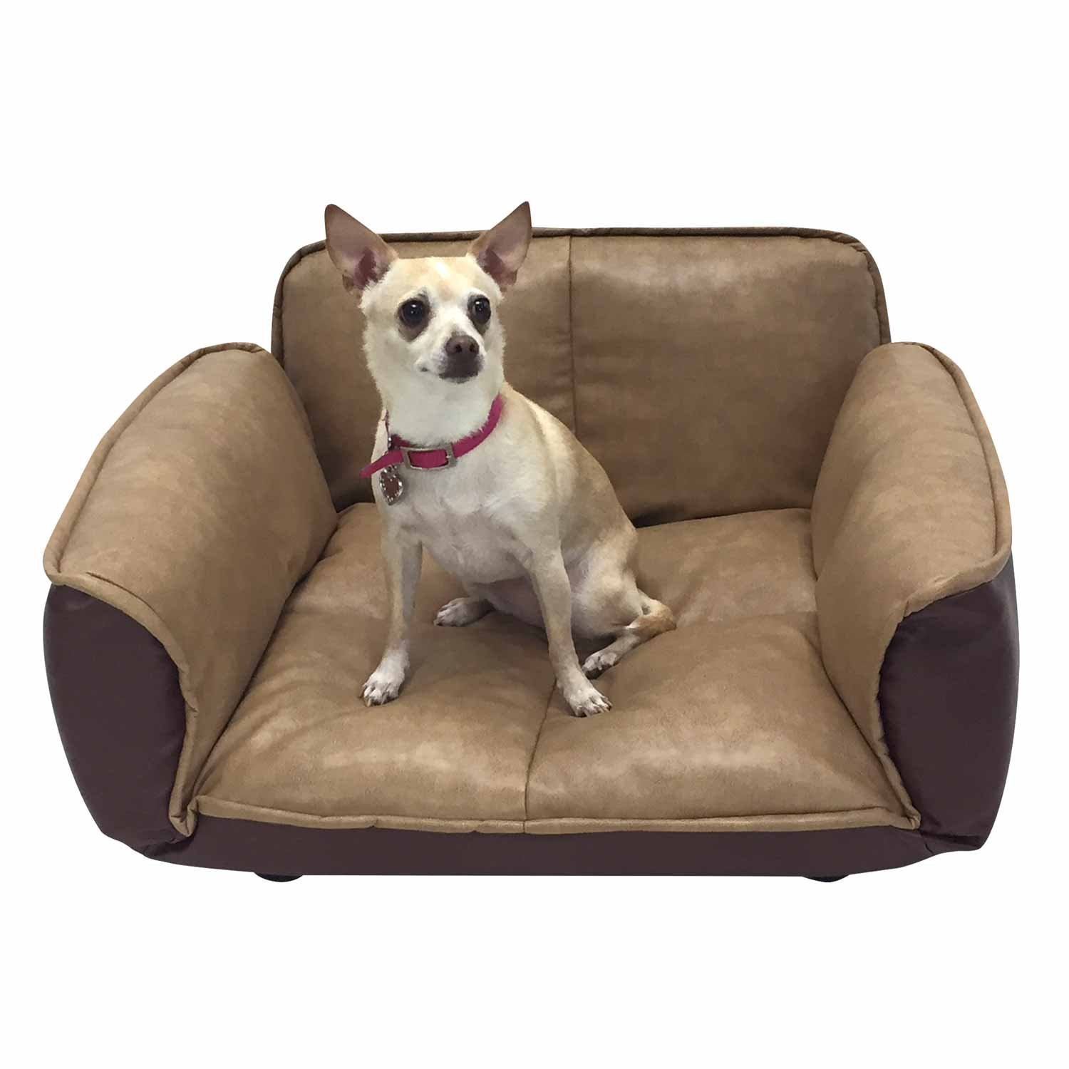 Top 5 Best Leather Dog Beds Reviews - Best top care with dogs