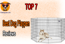 Top 7 Best Dog Playpen Reviews