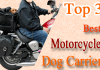 Top 3 Best Motorcycle Dog Carrier Reviews