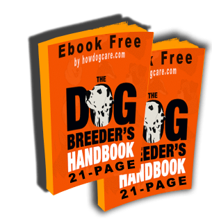 FREE SAMPLE OF THE DOG BREEDERS HANDBOOK (21-Page)