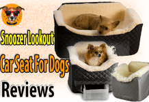 Snoozer Lookout Car Seat For Dogs Reviews
