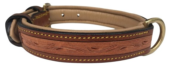 Best Leather Dog Collars Reviews 4