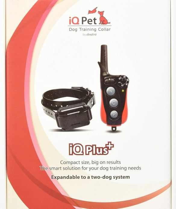 Best Dog Training Collar By Dogtra iQ Plus Remote Trainer