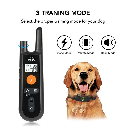 Best Dog Training Collar by DOG CARE