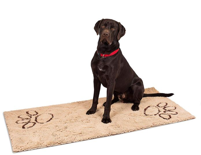 Best doormat for dogs from Internets Best Chenille