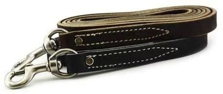 Leerburg's Latigo Leather Dog Leash