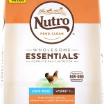 NUTRO WHOLESOME ESSENTIALS Adult & Senior Dry Dog Food