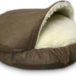 Snoozer Luxury Cozy Soft Bed For Small Dog