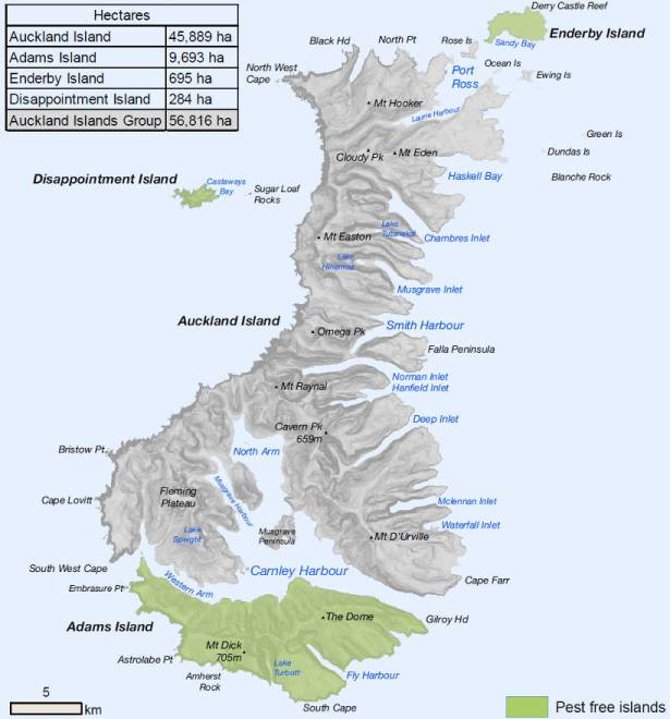map-of-auckland-islands-disappointment-island