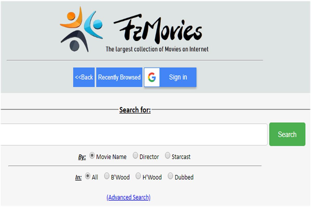 Fzmovies Download Bollywood Hollywood HD Movies