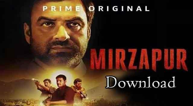 Mirzapur Season 2 Full Web Series Download