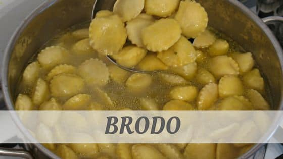 How To Say Brodo